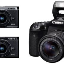Canon presents the EOS 90D and the EOS M6 Mark II
