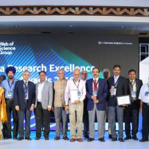 AIIMS – New Delhi, IISc – Bangalore, & others bag India Research Excellence Awards announced by Clarivate Analytics