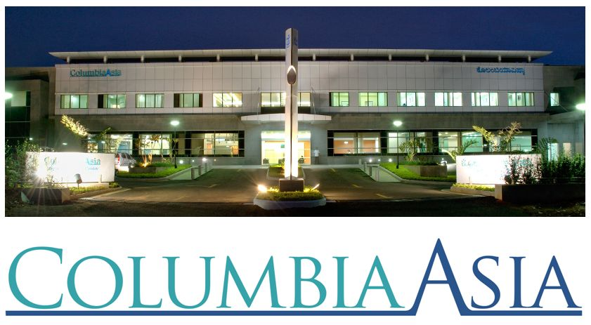 Columbia Asia Hospital - Hebbal