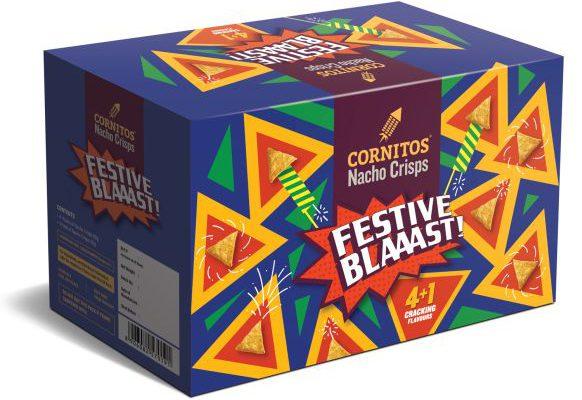 Cornitos Nachos Festive Blaaast Gift Hamper