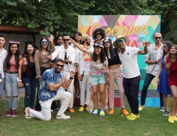 Crocs_Croctober_party_with_Designer_Nitin_Bal_Chauhan