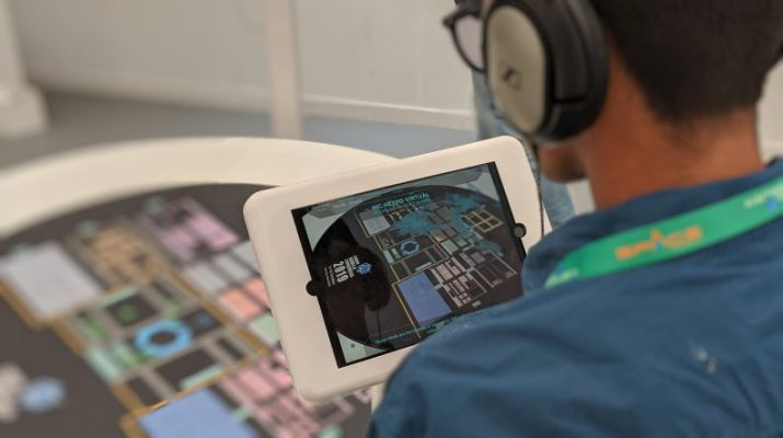 Digital Jalebis Immersive - Interactive Experiences Help Qogno Shine at India Mobile Congress