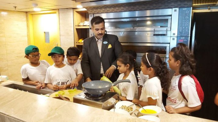 Fun-filled initiative teaches kids about sustainable agriculture on World Food Day