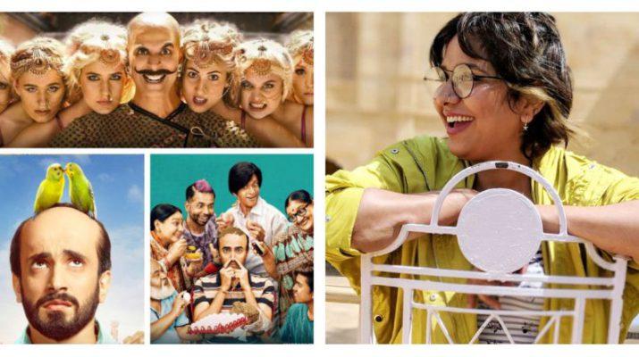 Housefull 4 poster - Ujda Chaman poster - Bala poster - Preetisheel Singh