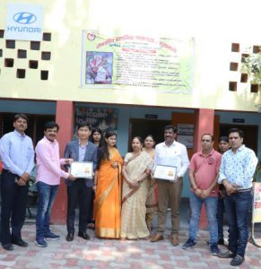 Hyundai Motor India Foundation Renovates to Modernise Government Schools in Sukhrali - Gurugram - Image-1