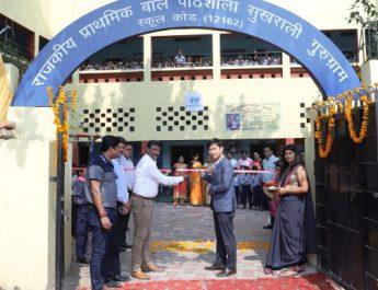 Hyundai Motor India Foundation Renovates to Modernise Government Schools in Sukhrali - Gurugram - Image-2