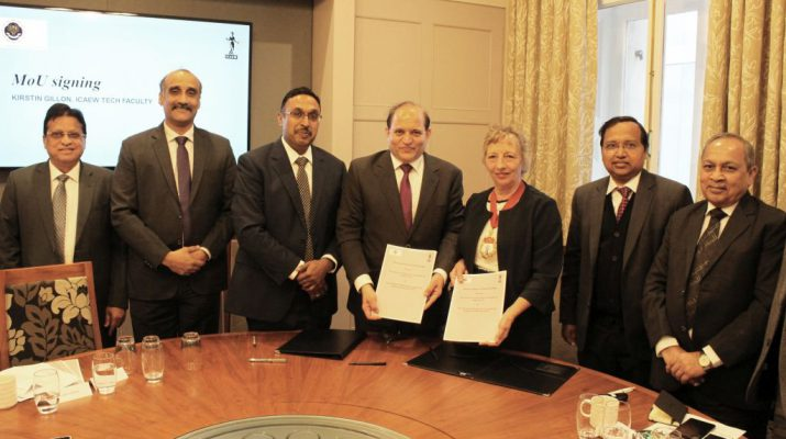 ICAI and ICAEW renew qualification reciprocity agreement