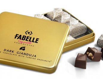 ITC Fabelle Dark Gianduja