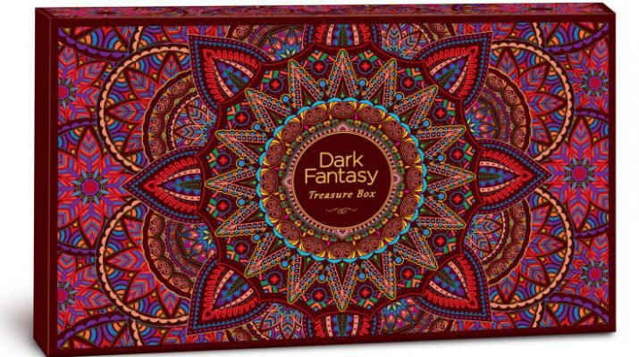 ITC Sunfeast Dark Fantasy introduces a luxury treasure box for Diwali