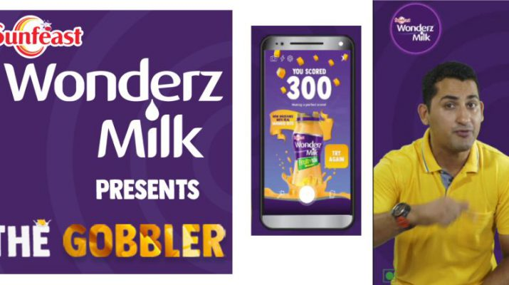 ITC Sunfeast Wonderz Milk launches an Augmented Reality based digital campaign
