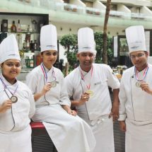 Hotel Sahara Star participates in India International Culinary Classic Competition 2019