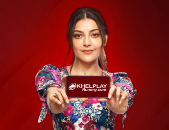 Kajal Aggarwal becomes the face of KhelPlay Rummy 3