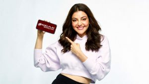 Kajal Aggarwal becomes the face of KhelPlay Rummy 4