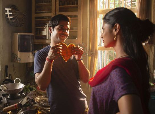 Love is in the air with Rajkummar Rao and Mouni Roy - Valam - Made in China