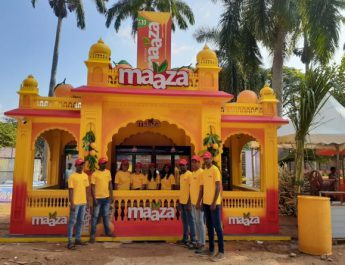 Maaza Celebrates Dussehra in Mysore