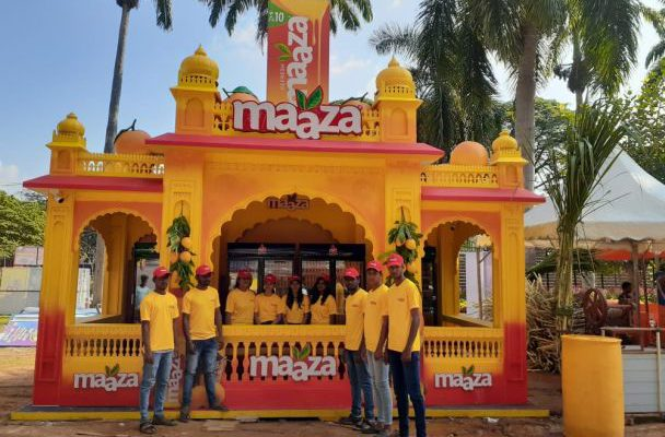 Maaza Celebrates Dussehra in Mysore