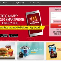 McDonald's relaunches online food ordering service 'McDelivery™' with exclusive deals in North and East India