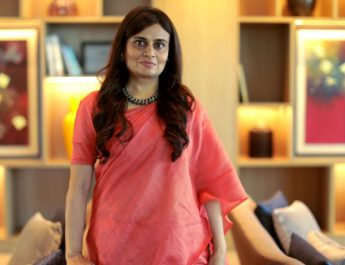 Ms Urvi Aradhya - CHRO - K Raheja Corp