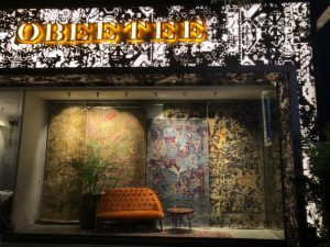 OBEETEE - the Indian heritage brand of hand-woven carpets forays into retails space in India 1