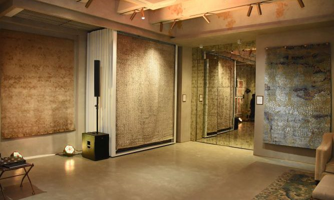 OBEETEE - the Indian heritage brand of hand-woven carpets - forays into retails space in India 2