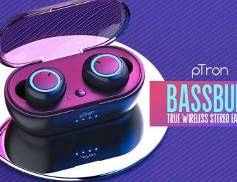 PTron Bass Buds Success