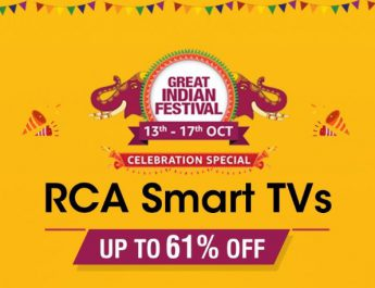 RCA TV Diwali Offer at Amazon 2