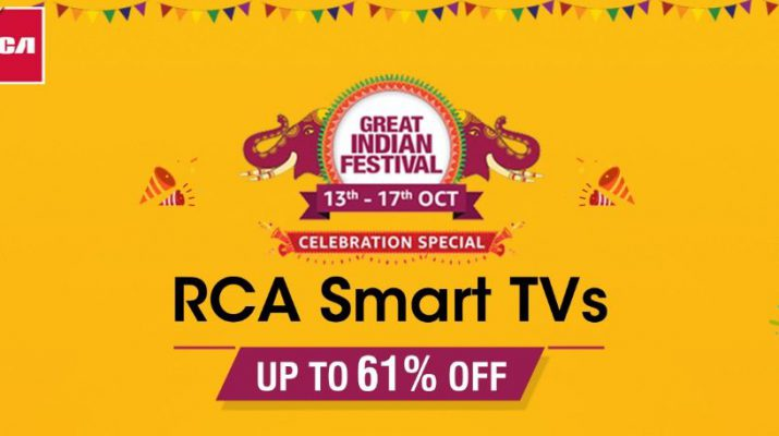 RCA TV Diwali Offer at Amazon 2