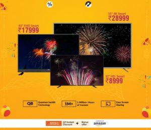RCA TV Diwali Offer at Amazon