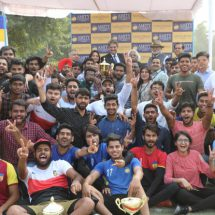 "Amity University's Sports Meet ""Sangathan 2019″ Concludes"
