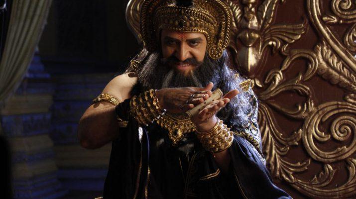 Sooraj Thapar - Shakuni - Paramavatar Shri Krishna
