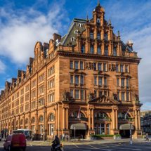 The Caldeonian in Top 10 UK Hotels