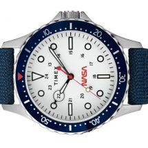 Timex Celebrates Space History with New NASA Logotype Wristwatch