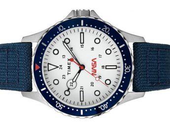 Timex Celebrates Space History with New NASA Logotype Wristwatch - TW2T95900