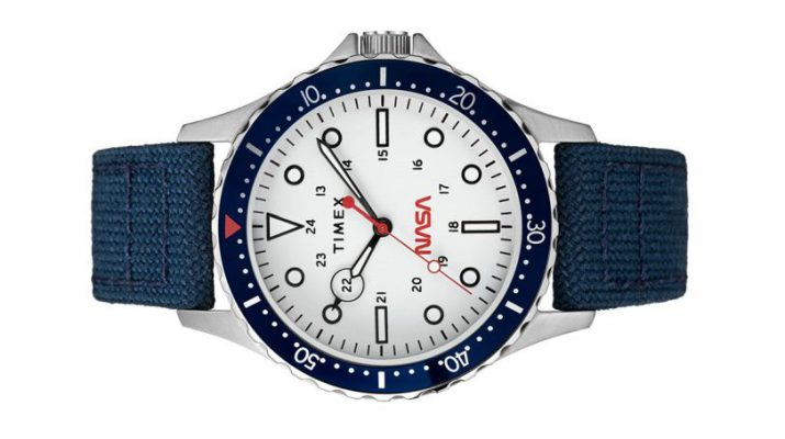Timex Celebrates Space History with New NASA Logotype Wristwatch - TW2T95900