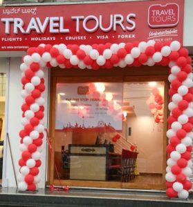 Travel Tours - Leisure brand of FCM Travel Solutions - Mangaluru Store