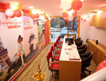 Travel Tours - Leisure brand of FCM Travel Solutions - Mangaluru Store launch