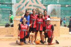 adidas Tango League launched an all women category for the first time in Mumbai