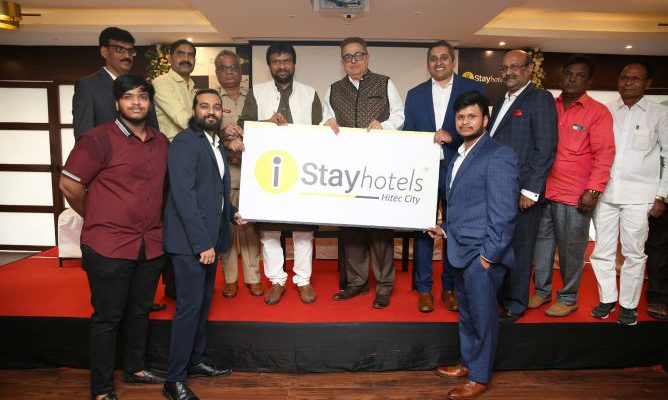 iStay hotels Launched in Hyderabad