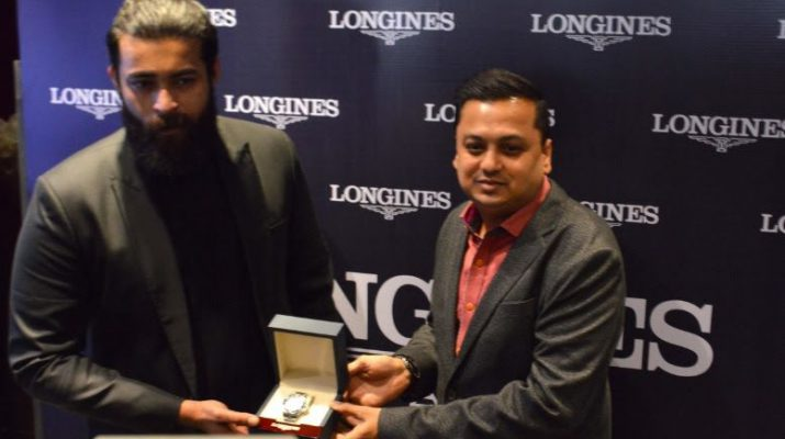 Longines Celebrates its HydroConquest Collection with Renowned Actor Varun Tej