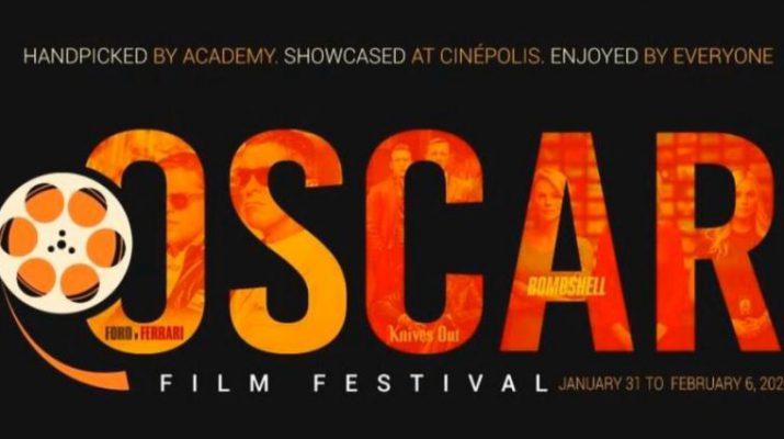 Oscar Film Festival at Cinepolis