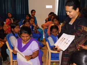 Sankara Eye Hospital organizes child sexual abuse awareness workshop for specially challenged girl children 2