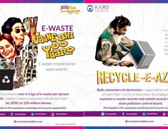 Adcom India Launches Nationwide Campaign to Tackle e-Waste in India