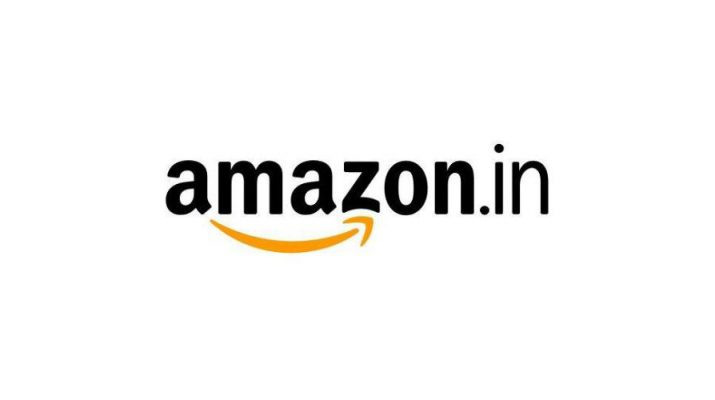 Amazon India Logo Large