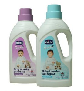 Best Choice for Babies Clothes - Chicco New Laundry Detergent Both