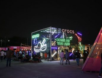 CROCS recent display at Vh1 Supersonic Music Festival (1)