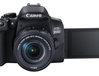 Canon India announces the launch of EOS 850D to enable users to Capture Greatness on the Go