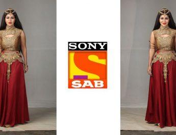 Debina Bonnerjee as Mallika in Sony SAB Aladdin-Naam Toh Suna Hoga