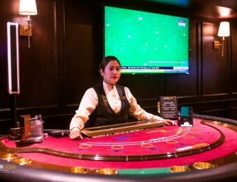Deltin Casino at The Marriot Hotel at Kathmandu Naxal Nepal 2