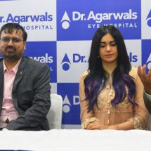 Dr. Agarwal' s Eye Hospital Launches the Eye care Centre at Mehdipatnam, Hyderabad
