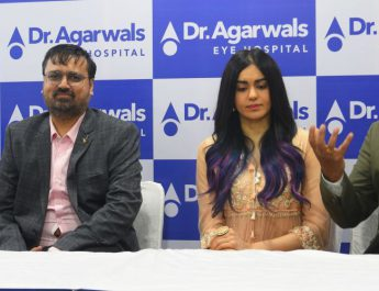 Dr Agarwals Eye Hospital Launches the Eye care Centre at Mehdipatnam - Hyderabad